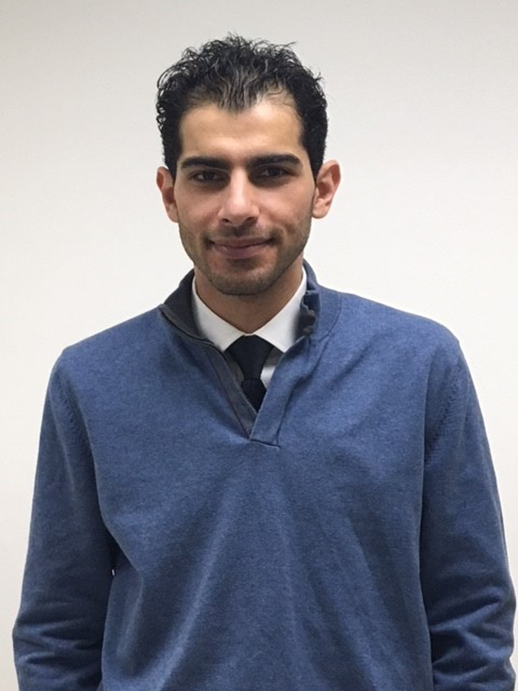 Khalaf, Khalil - Adjunct Faculty