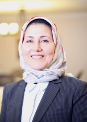 Saad, Ghada - Adjunct Faculty