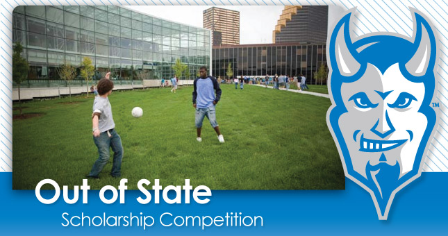 Out-of-State Scholarship Competition