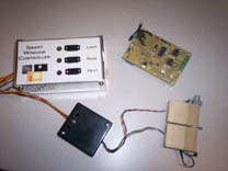 Smart Automotive Window Controller