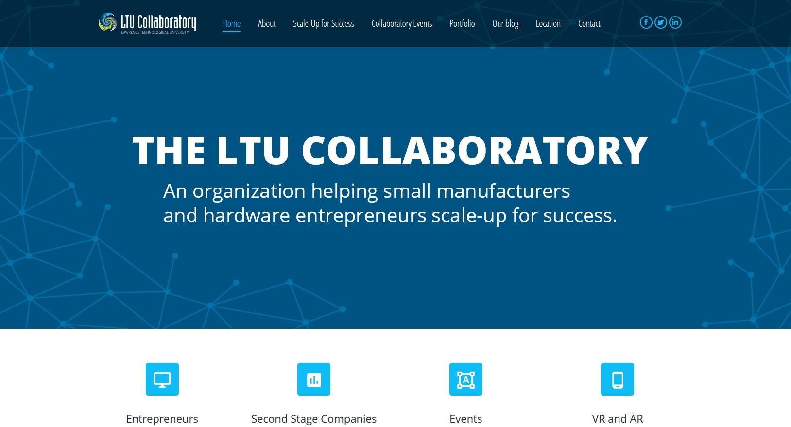 The LTU Collaboratory