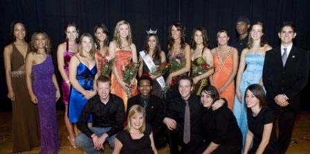 Miss LTU Contestants and SPAM