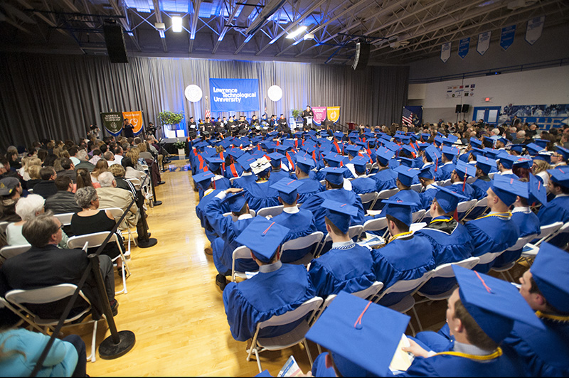 LTU's May 2019 Commencement