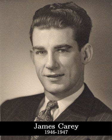 1940\'s Student Government Presidents