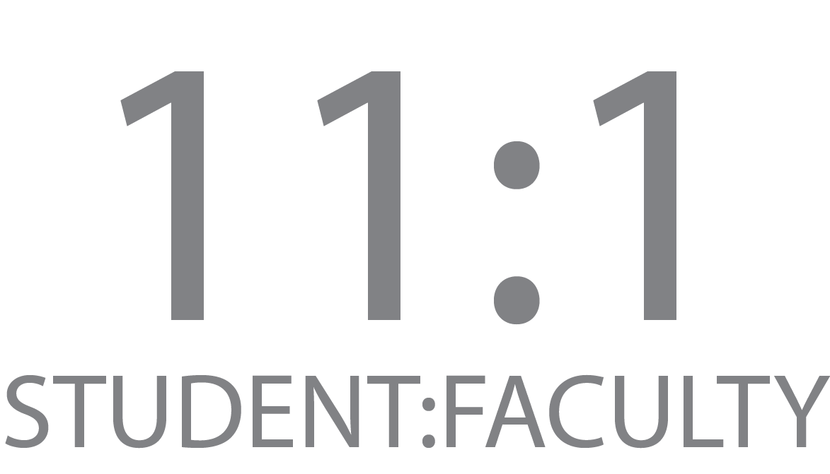 12:1 Student:Faculty