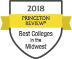 2017 Best College in the Midwest | Princeton Review