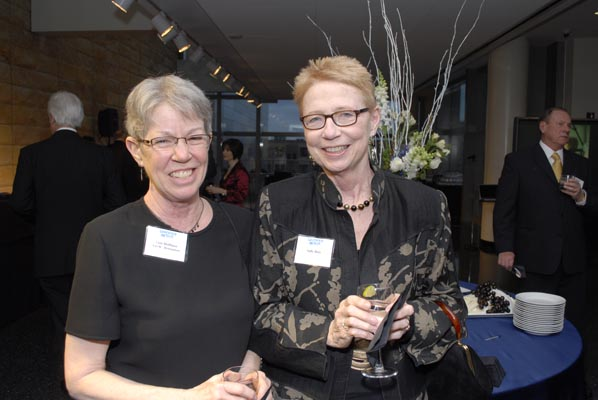 Pam Hoffman and Sally Doty