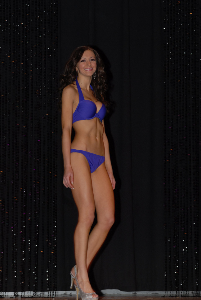 Cassandra Pizzi during swimsuit