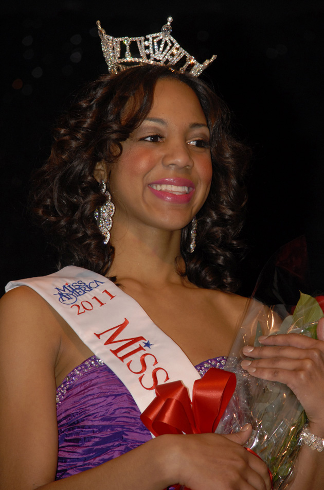 Jasmine Jones, Miss Lawrence Tech 2011