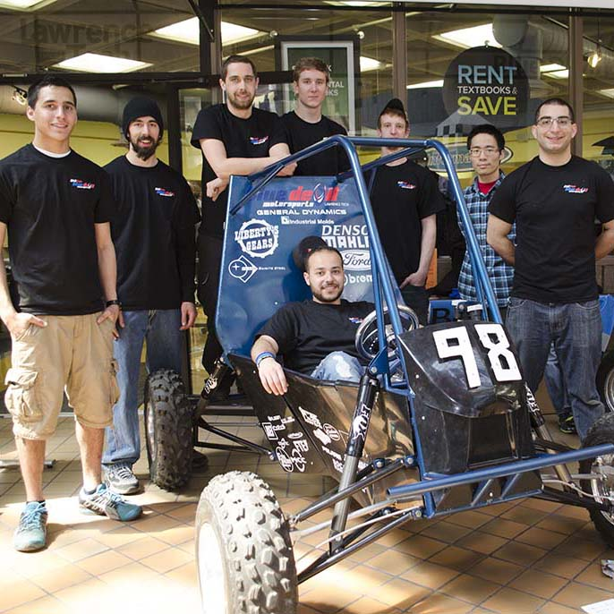 Baja Team Picture
