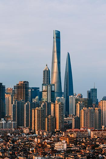Gensler: Shanghai Tower Exhibition