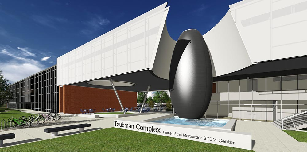 Taubman Complex - Home of the Marburger STEM Center
