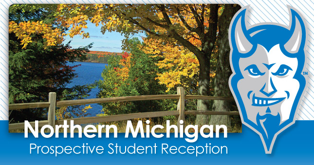 Northern MI Reception Header