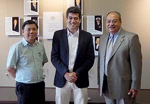 Maua Institute of Technology in Brazil met with LTU