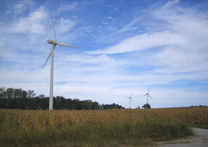 Alternative Energy Wind Turbine 4