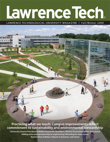 Lawrence Tech Magazine Fall / Winter 2009