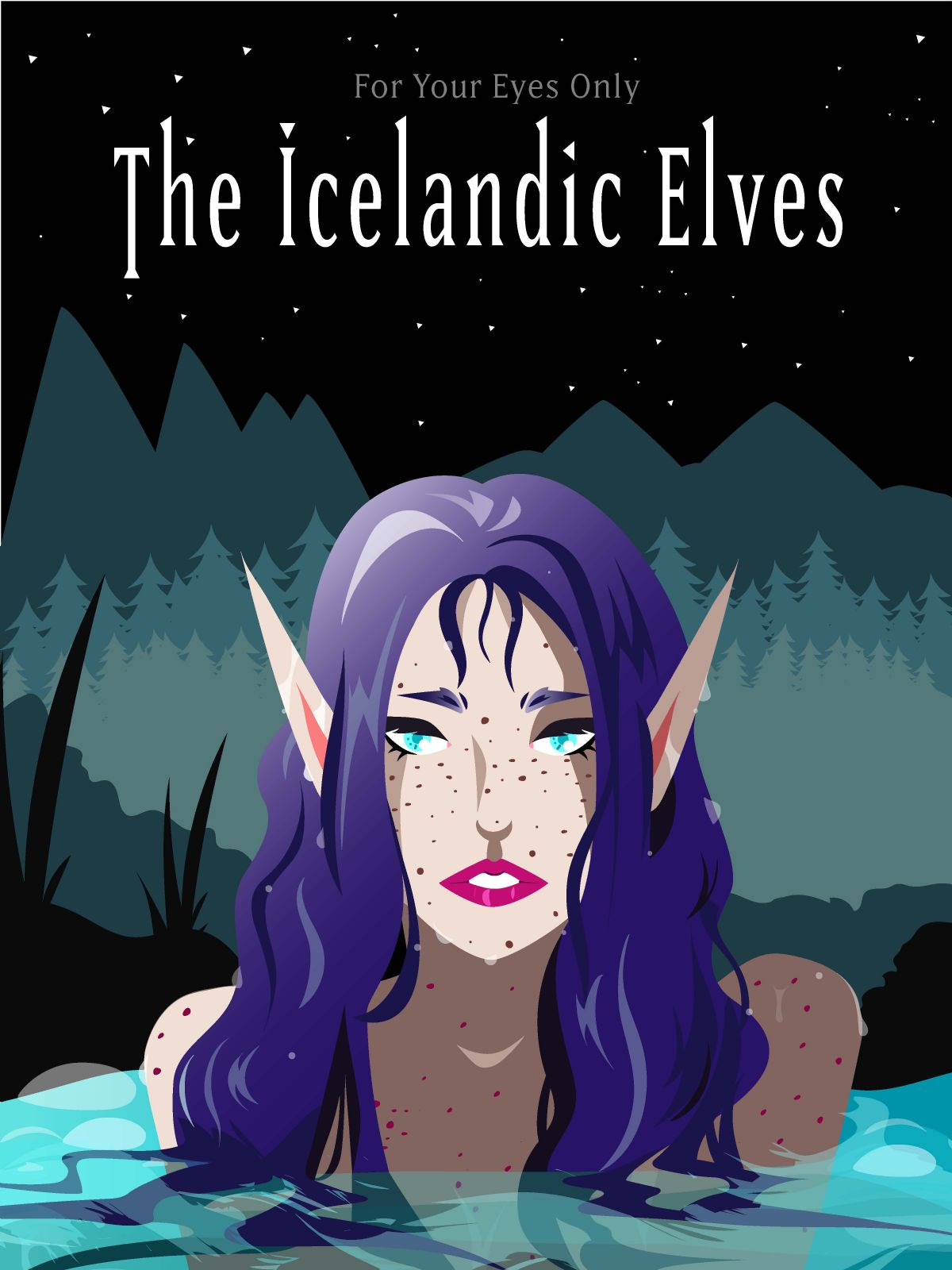 Fardin Zahra - The Icelandic Elves