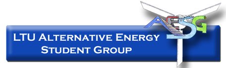 Alternative Energy Student Group Logo AESG