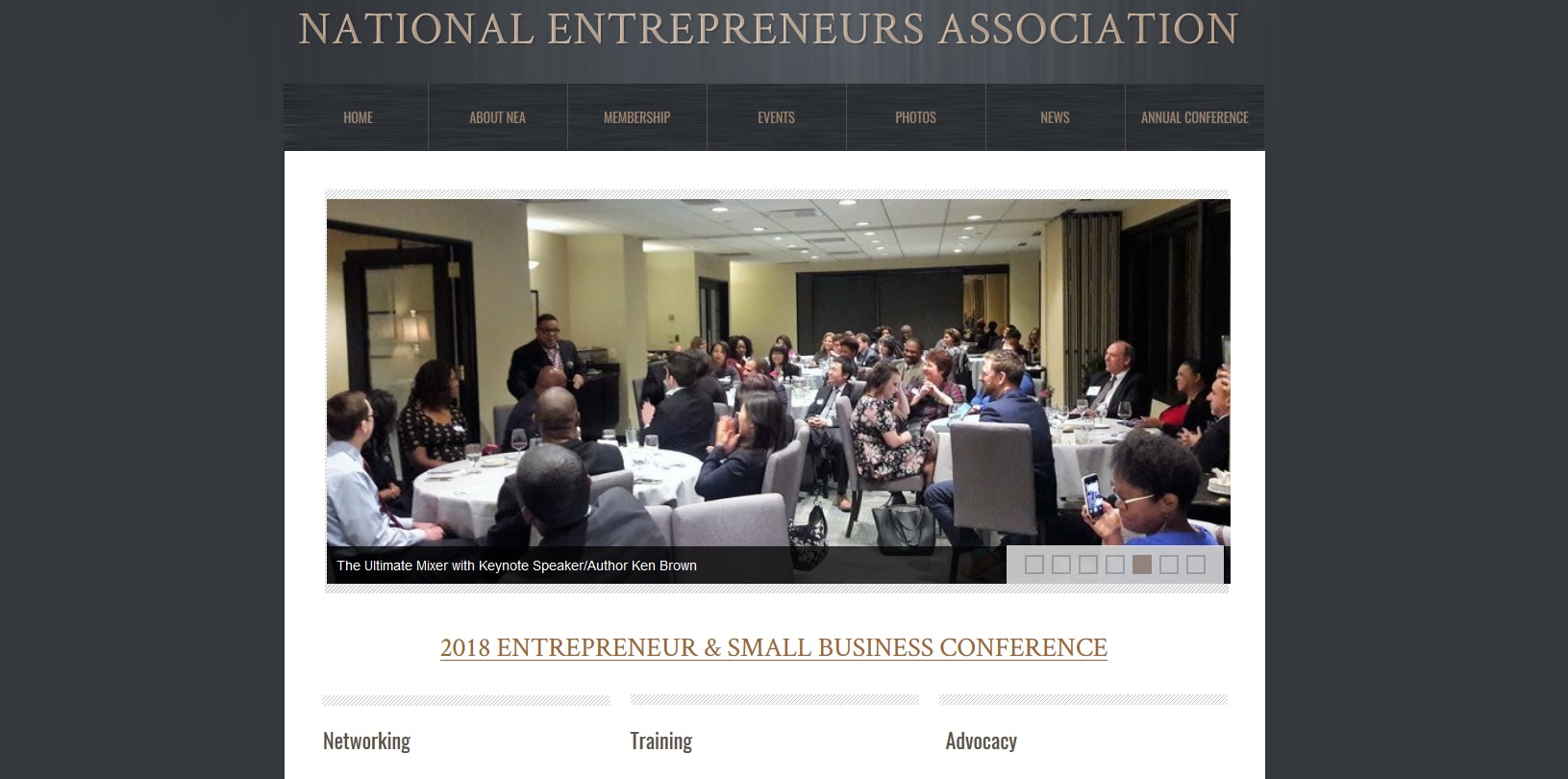national entrepreneurs association