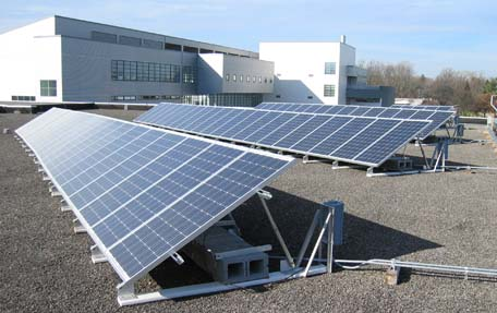 Photovoltaic 10Kw Lawrence Tech