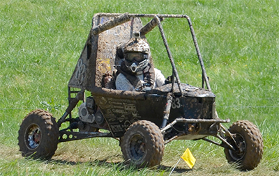 Baja SAE vehicle