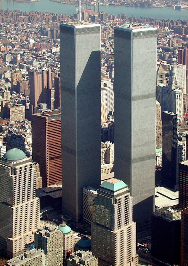 New York City's World Trade Center