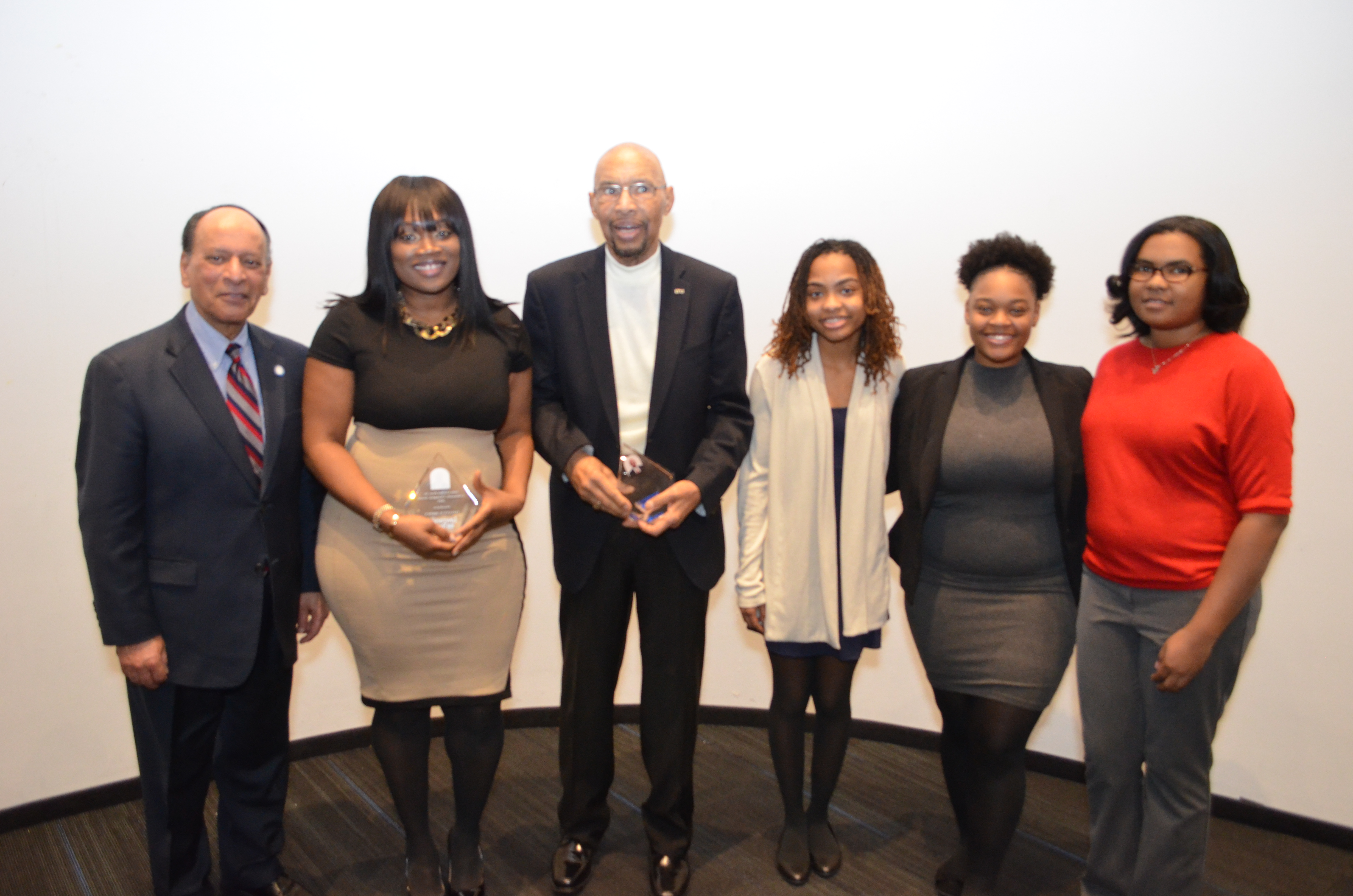 Inaugural John G. Petty Community Champion Award