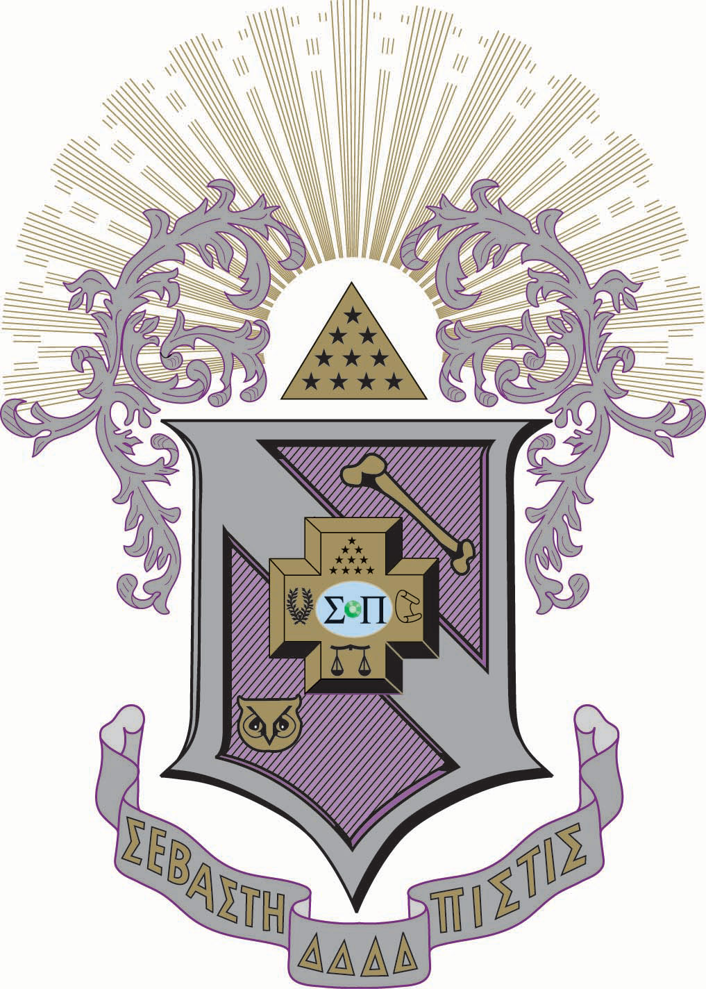 Sigma Pi - Coat of Arms