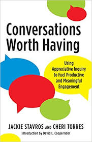Book cover for Conversations Worth Having