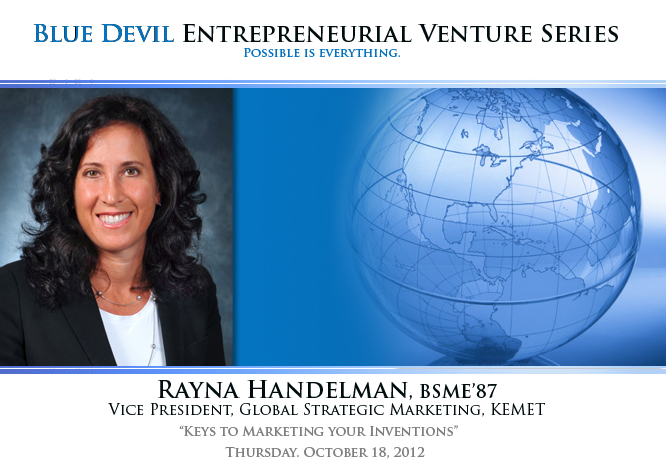 Blue Devil Entrepreneurial Venture Series