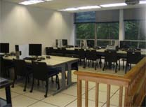 Mechatronics Lab - lecture room