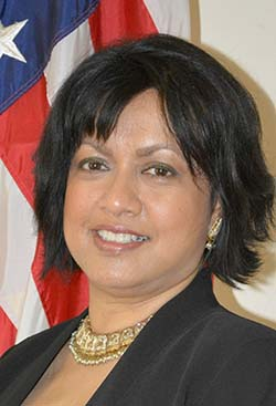 Nina Ahmad - President's Advisory Commission on Asian Americans and Pacific Islanders