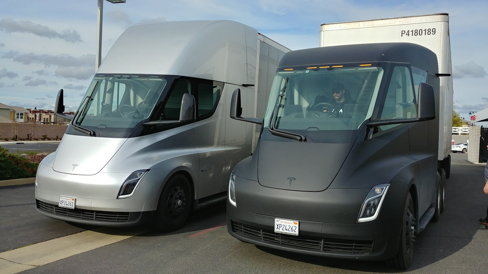 Tesla's Electric Semis