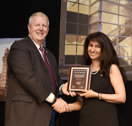 ASHRAE Distinguished Service Award