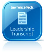 Leadership Transcripts Logo