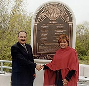 Bridge Street Bridge Dedication