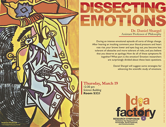 Dissecting Emotions