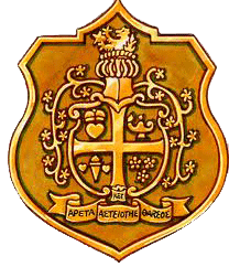 Kappa Beta Gamma - Coat of Arms