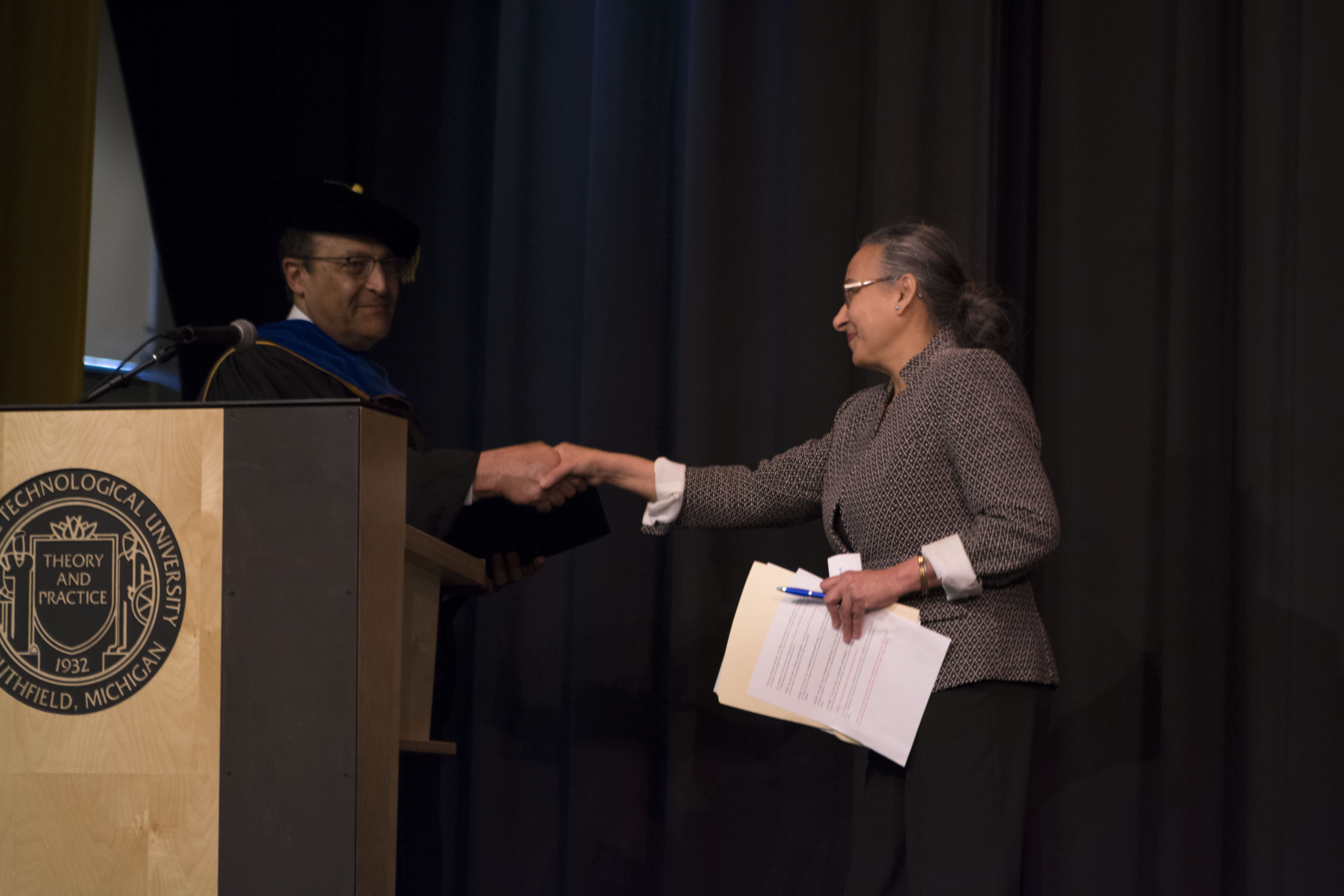Graduation Recognition Ceremony Spring 2016