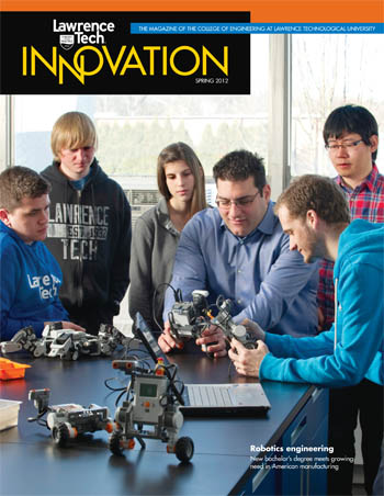 Innovation Magazine 2012