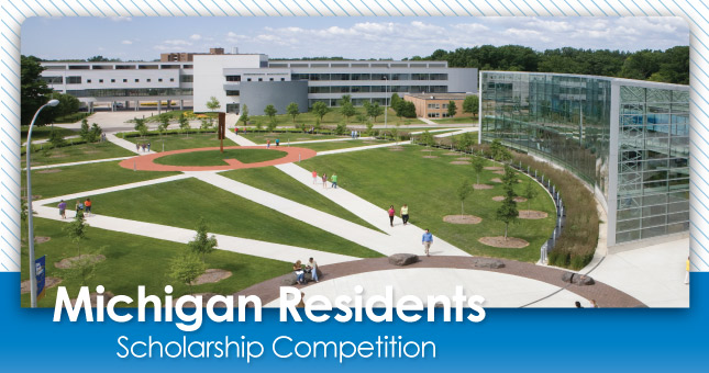 Scholarship Competition - Michigan