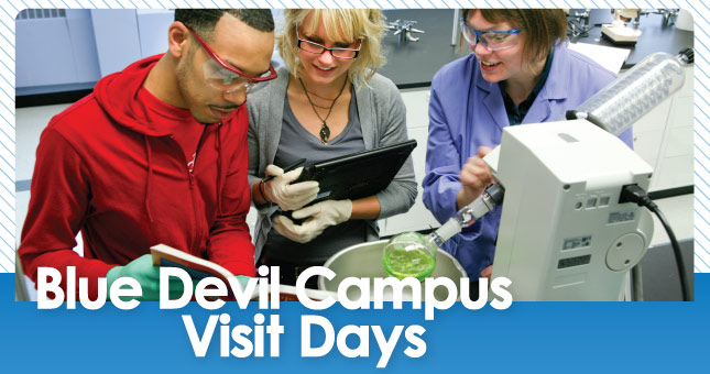Blue Devil Campus Visit Days