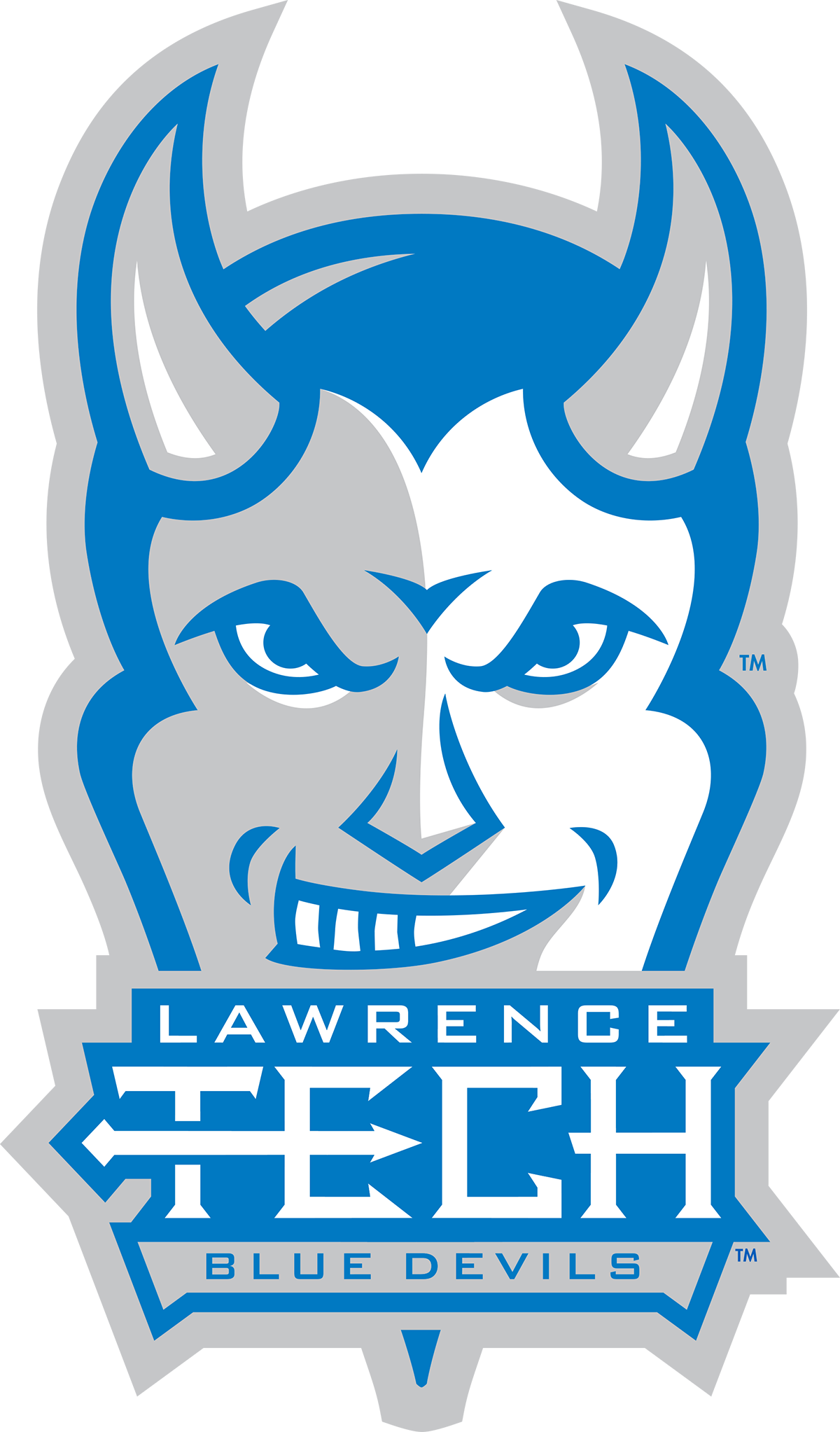 Blue Devil Cutout